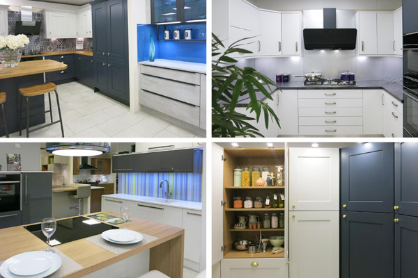 Inspirational Display - Kitchens