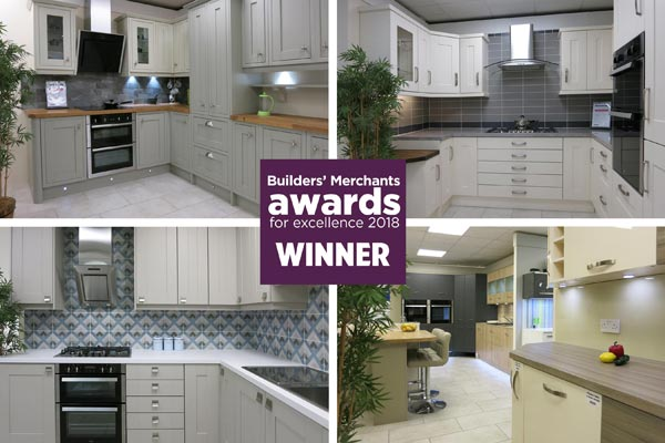 Kitchens with 2018 Award