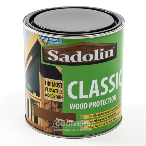 Sadolin Classic All Purpose Woodstain Delivered To You