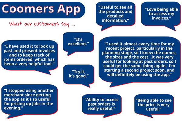 App What Our Customers Say