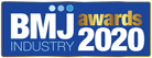 BMJ Awards Logo 2020