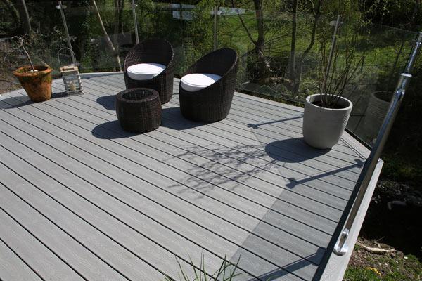 Discover Trex Composite Decking