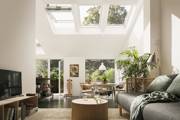 Velux in Lounge