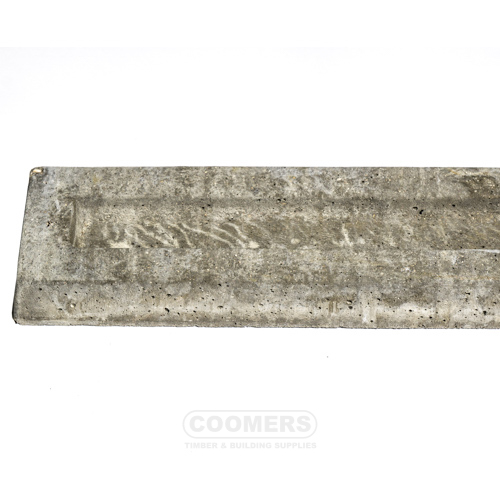 Concrete Recessed Gravel Board 150mm delivered to you | Coomers Online