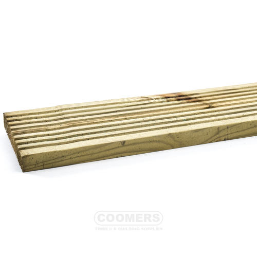 Decking - Reversible 150 x 32mm x 4.2Mtr
