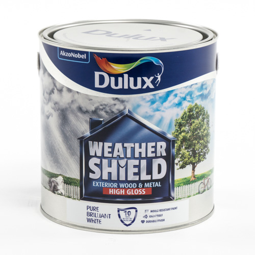 Dulux weathershield exterior gloss pbw delivered to you - Weathershield exterior paint system ...