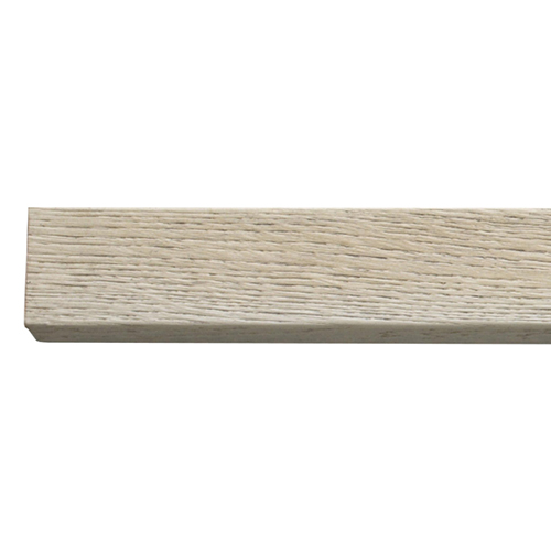 millboard square edging driftwood-smoked oak 33x50mm 2.4mtr